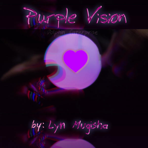 Purple Vision Cover art